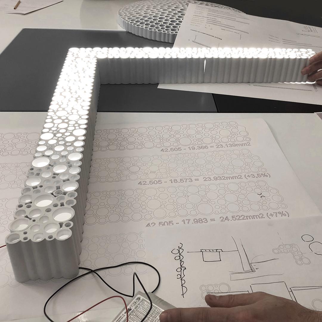 calipso line (prototype) — artemide