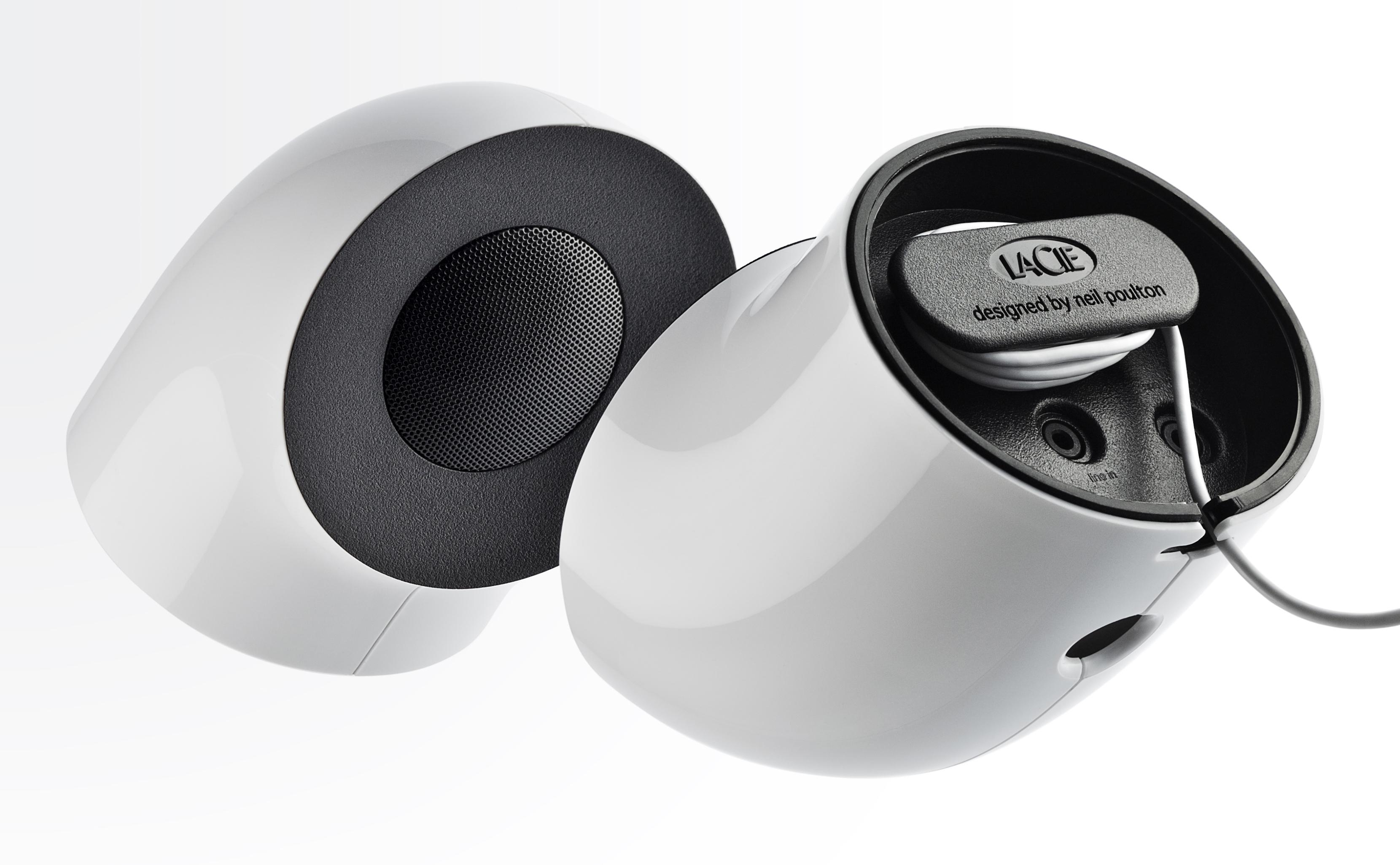 bobourg speakers — lacie