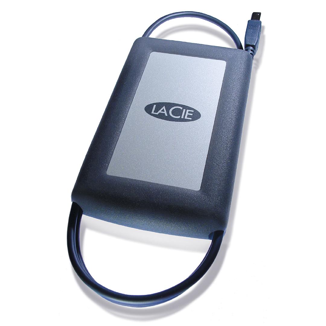 pocket drive - lacie, 2000