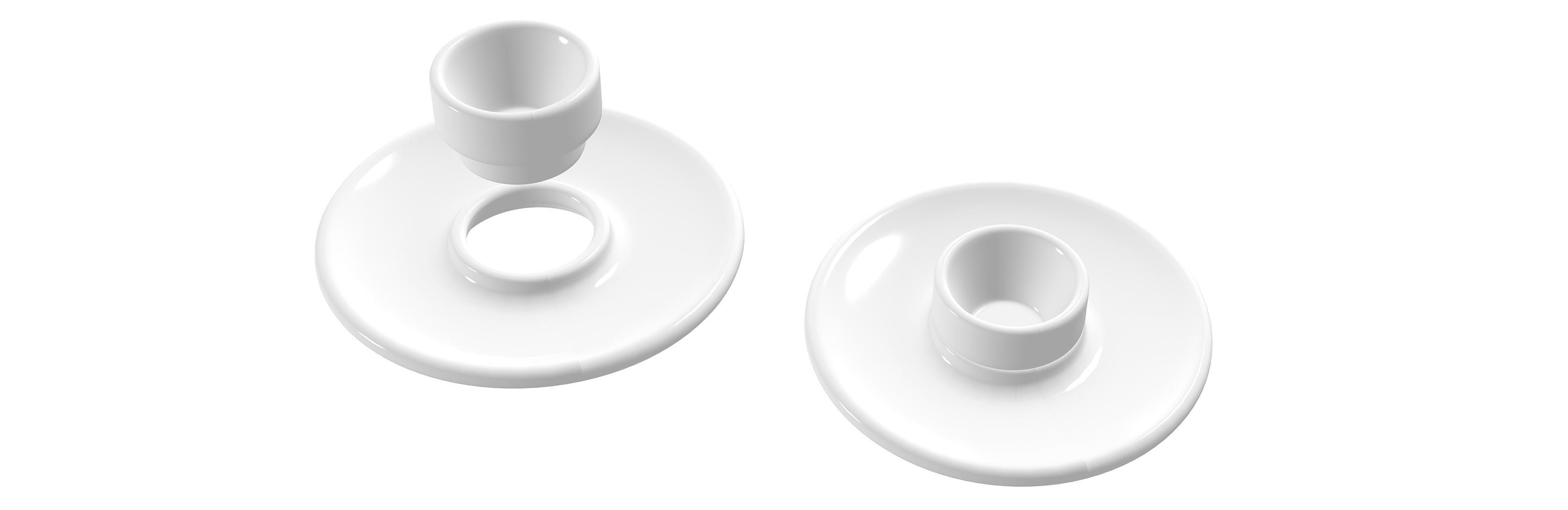 flying cups — tac/arts décoratifs